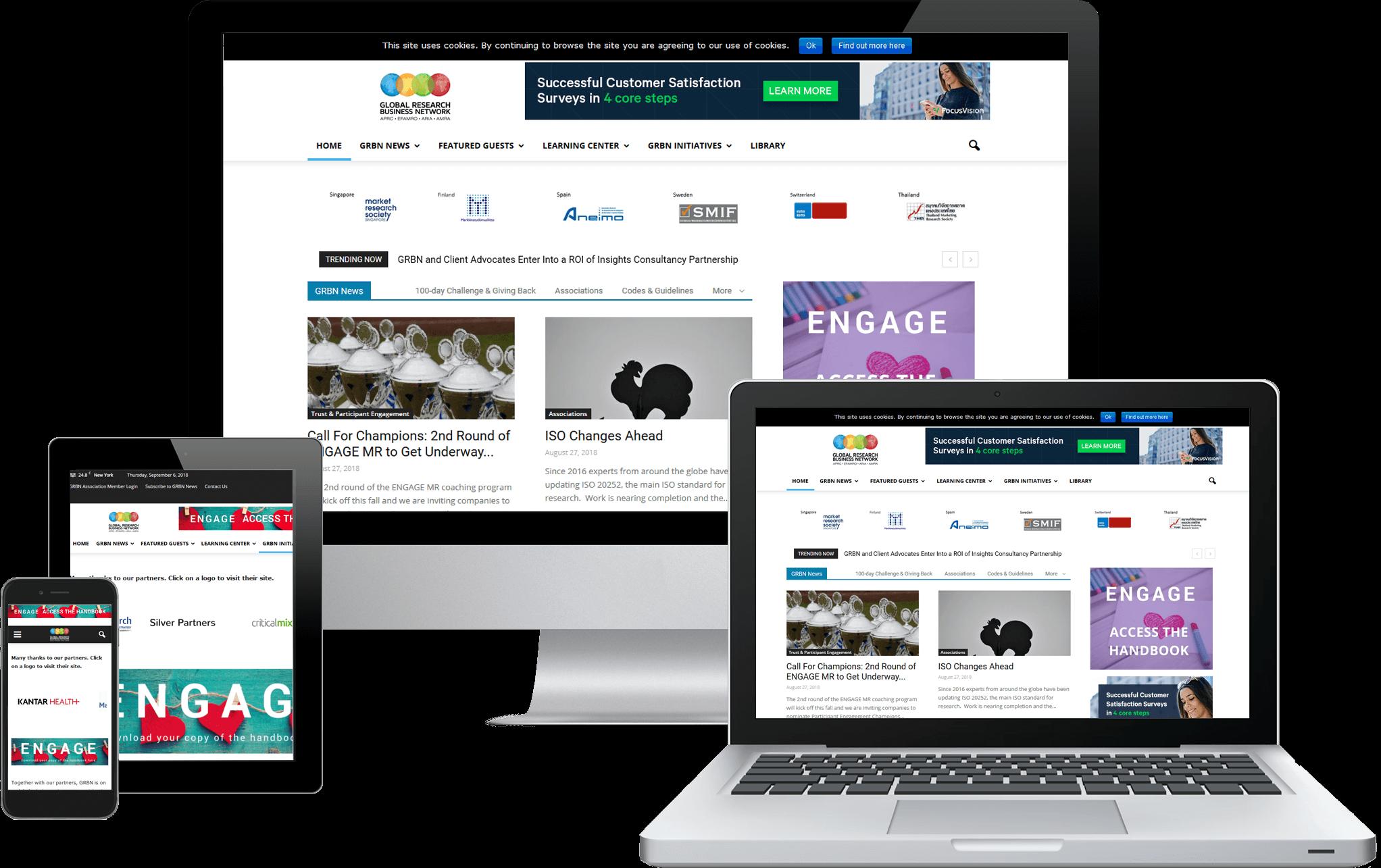 GlobalResearch desktop